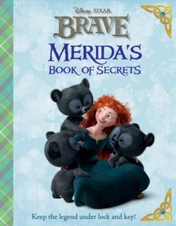 Disney: Brave Merida's Book of Secrets