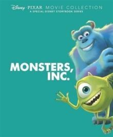 Disney Pixar Movie Collection: Monsters,