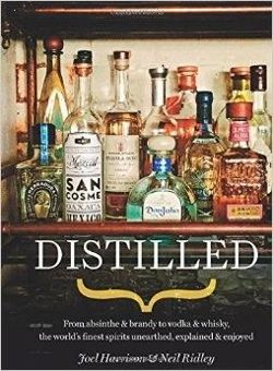 Distilled From absinthe & brandy to vodka & whisky, the world's finest artisan spirits unearthed....
