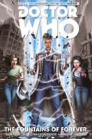 Doctor Who The Tenth Doctor: The Fountains of Forever