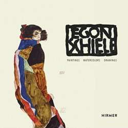 Egon Schiele : Paintings, Water-colours, Drawings
