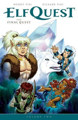 Elfquest: The Final Quest Volume 2