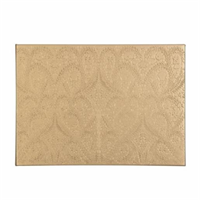 Embossed Paseo Guest Book