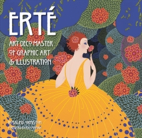 Erte Art Deco Master of Graphic Art & Illustration