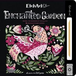EtchArt: Enchanted Garden