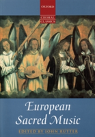 European Sacred Music Vocal score