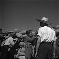 Gerda Taro, Photojournalist With Robert Capa in the Spanish Civil War
