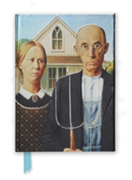 Grant Wood: American Gothic (Foiled Journal)