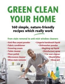 Green Clean Your Home