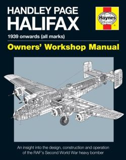 Handley Page Halifax Manual : 1939-52 (all marks)