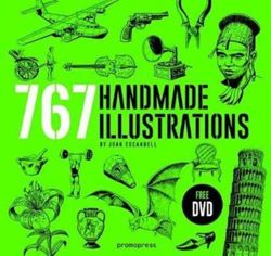 Handmade Illustration: 767 Handmade Illustrations