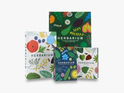 Herbarium: Reference Cards One Hundred herbs to grow, cook and heal