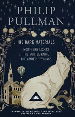 His Dark Materials Gift Edition including all three novels: Northern Light, The Subtle Knife and The Amber Spyglass