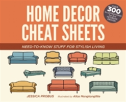 Home Decor Cheat Sheets Need-to-Know Stuff for Stylish Living
