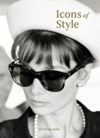 Icons of Style Postcards