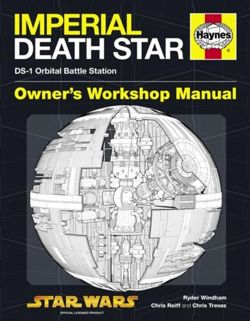 Imperial Death Star Manual : DS-1 Orbital Battle Station