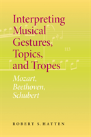 Interpreting Musical Gestures, Topics, and Tropes Mozart, Beethoven, Schubert