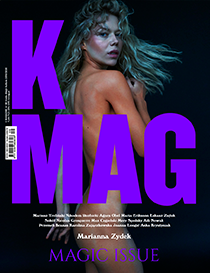 K MAG #99 MAGIC ISSUE
