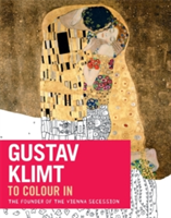 Klimt: the colouring book