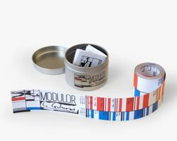 Le Corbusier Modulor Rule An Innovative Tape Measure from the Master of Modern Architecture