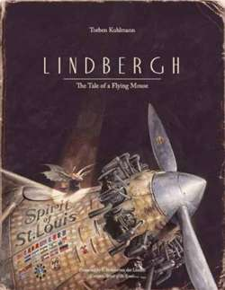Lindbergh : Tale of a Flying Mouse