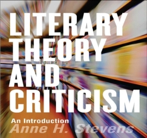 Literary Theory and Criticism An Introduction