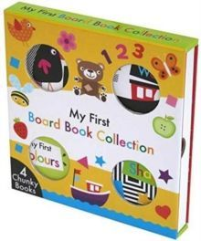MY FIRST BOARD BOOK COLLECTION