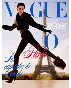 Magazyn Vogue Paris Septembre 2019 No 1000