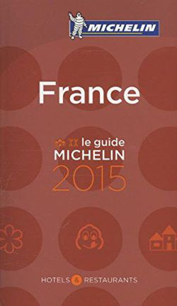 Michelin Guide France 2015