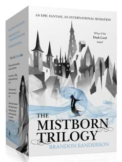 Mistborn Trilogy Boxed Set : The Final Empire, The Well of Ascension, The Hero of Ages