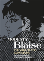 Modesty Blaise The Girl in the Iron Mask