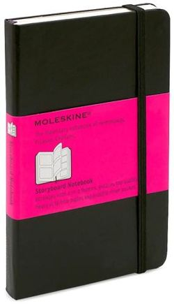 Moleskine Storyboard Notebook Pocket 9x14