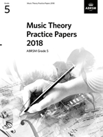 Music Theory Practice Papers 2018, ABRSM Grade 5