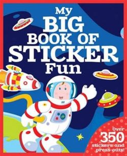 My Big Book of Sticker Fun