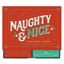 Naughty & Nice Playing Card Set