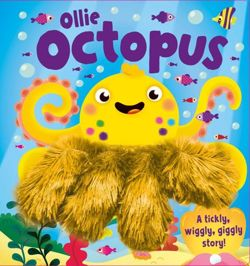Ollie the Octopus (Wiggly Fingers)