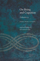 On Being and Cognition Ordinatio 1.3