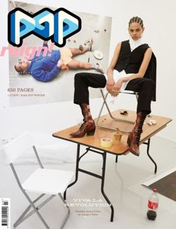 POP Magazine #38 Spring-Summer 2018