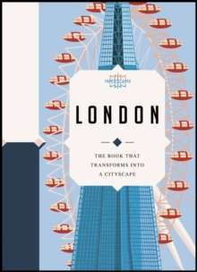 Paperscapes: London : The book that transforms into a cityscape
