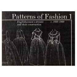 Patterns of Fashion: v.1: Vol 1