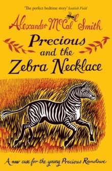 Precious and the Zebra Necklace
