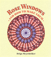 Rose Windows and How To Make Them Coloured Tissue Paper Crafts