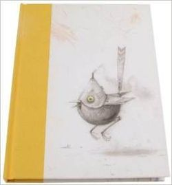 Shaun Tan Notebook - Bee Eater (Yellow)