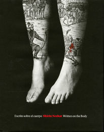 Shirin Neshat – Written on the Body