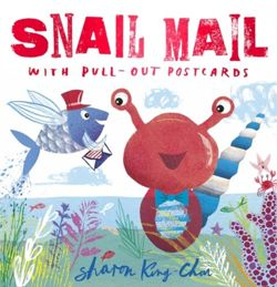 Snail Mail : With Pull-Out Postcards