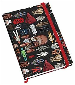 Star Wars A5 Official 2019 Diary