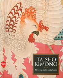 Taisho Kimono: Speaking of Past and Present