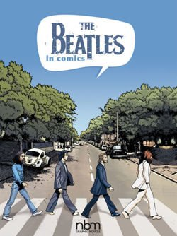 The Beatles In Comic!