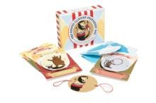The Circus Illusion Stationery Box Ten Spinning Cards to Create Unique Cicrus Illusions