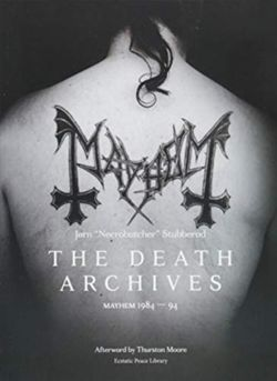 The Death Archives Mayhem 1984-94